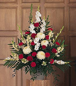 Cherished Moments Arrangement in Norristown PA, Plaza Flowers