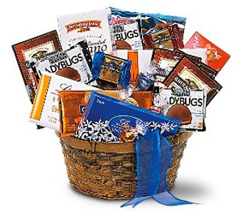 Chocolate Lover''s Basket in Norristown PA, Plaza Flowers