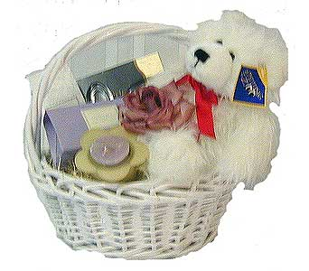 Bed 'n Bath Basket in Norristown PA, Plaza Flowers