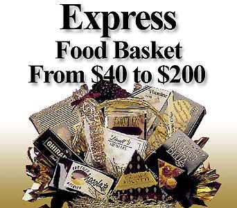 Express Food Basket in Norristown PA, Plaza Flowers