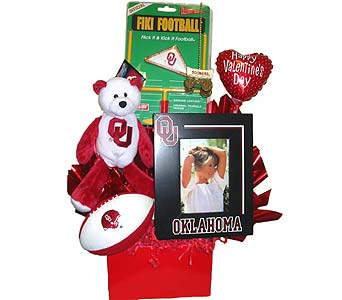 VGB138 ''Sooners'' in Oklahoma City OK, Array of Flowers & Gifts