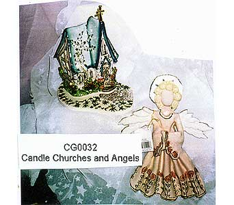candle churches and angels in Sioux Falls SD, Country Garden Flower-N-Gift