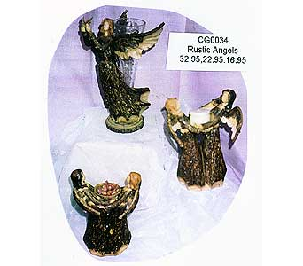 rustic angels in Sioux Falls SD, Country Garden Flower-N-Gift