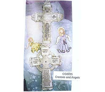 crosses and angels in Sioux Falls SD, Country Garden Flower-N-Gift