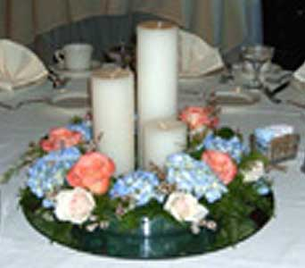 Centerpiece 12 in Norristown PA, Plaza Flowers