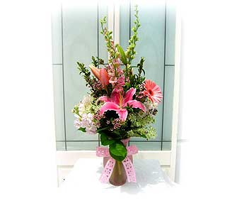Pink Lady in Lake Forest CA, Cheers Floral Creations