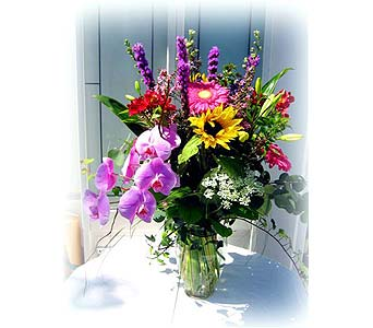 Bright & Glory in Lake Forest CA, Cheers Floral Creations