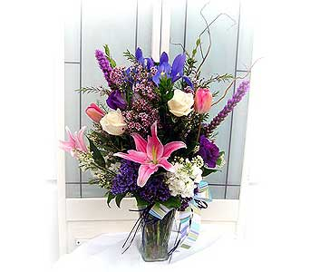 Love & Beauty Bouquet in Lake Forest CA, Cheers Floral Creations