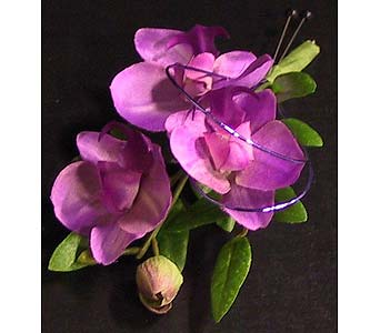 Dendrobium Boutonniere in Hudson NH, Anne's Florals & Gifts