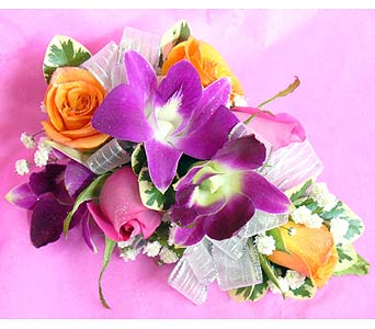Orchid and Rose in Massapequa Park NY, Bayview Florist & Montage  1-800-800-7304