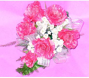 Pink and White in Massapequa Park NY, Bayview Florist & Montage  1-800-800-7304