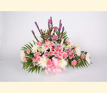 Traditional Funeral Design in Southampton PA, Domenic Graziano Flowers