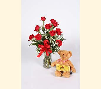 Roses, Plush & Candy in Southampton PA, Domenic Graziano Flowers
