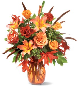 Fall Grandeur in Schofield WI, Krueger Floral and Gifts