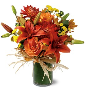 Orange Zest in Raritan NJ, Angelone's Florist - 800-723-5078