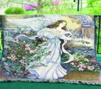 Angel of Love in Kettering OH, Jacques Garden of Flowers