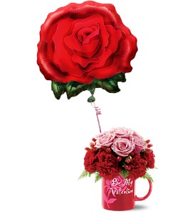 Teleflora's Lofty Love Bouquet in Watonga OK, Watonga Floral & Gifts