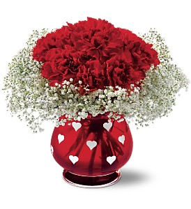 Teleflora's Love Sweet Love Bouquet in Okemah OK, Pamela's Flowers