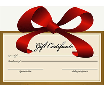 Gift Certificate in Albany NY, Emil J. Nagengast Florist
