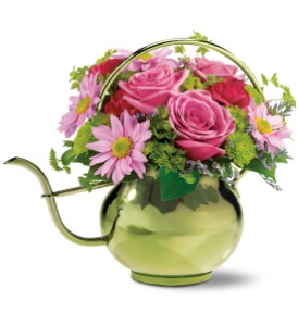 Teleflora's Green Thumb Bouquet in Blackwell OK, Anytime Flowers