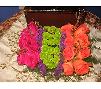 Exotica's Treasure Box in Fairfax VA, Exotica Florist, Inc.