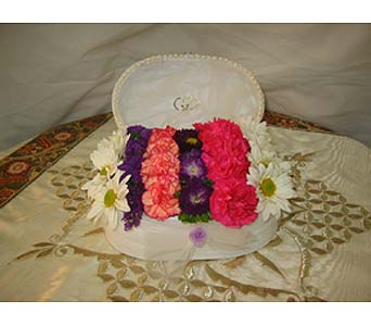 Exotica's Wedding Box 2 in Fairfax VA, Exotica Florist, Inc.