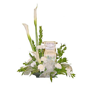 Memory Scroll in Baltimore MD, Raimondi's Flowers & Fruit Baskets