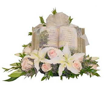 Gods Promise Bible in Baltimore MD, Raimondi's Flowers & Fruit Baskets