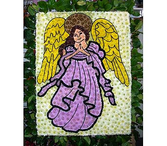 Angel in Brooklyn NY, David Shannon Florist & Nursery