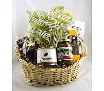 Fruit and Gourmet Basket in Lower Gwynedd PA, Valleygreen Flowers and Gifts