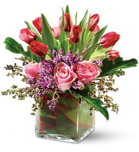 Teleflora's Sweetheart Kiss in Miami Beach FL, Abbott Florist