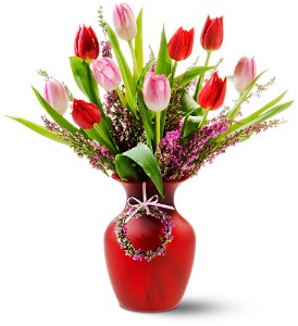 Tempting Tulips in Mooresville NC, All Occasions Florist & Gifts<br>704.799.0474