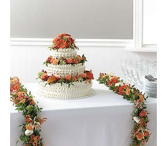 Wedding Cake in Santa Clara CA, Citti's Florists