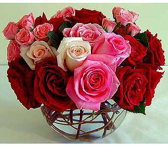 Roses, Roses� in Los Angeles CA, Century City Flower Mart
