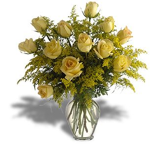 Yellow Rose Parade in Orleans ON, Crown Floral Boutique