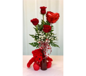 XoXo BEAR HUG  in Titusville FL, Floral Creations By Dawn