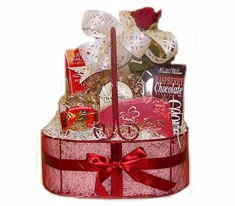 Chocolate Lover's Basket in Raritan NJ, Angelone's Florist