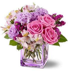 Teleflora's Beautiful Day in Big Rapids, Cadillac, Reed City and Canadian Lakes MI, Patterson's Flowers, Inc.