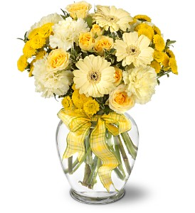 Sweet Sunshine in New York NY, CitiFloral Inc.