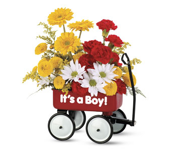 Teleflora's Special Delivery Bouquet in Murrieta CA, Michael's Flower Girl