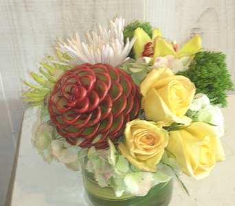 The Beehive Splendor in Dallas TX, Petals & Stems Florist
