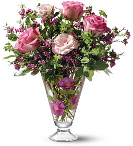 Teleflora's Wild Rose Bouquet in Butte MT, Wilhelm Flower Shoppe