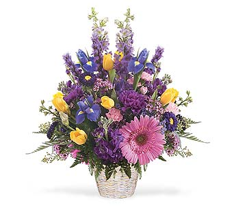 Spring Explosion in Big Rapids, Cadillac, Reed City and Canadian Lakes MI, Patterson's Flowers, Inc.