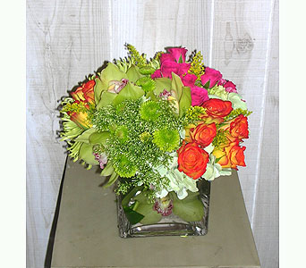 The Winton in Dallas TX, Petals & Stems Florist