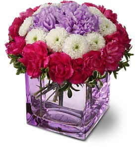 Teleflora's Ring Around the Posies in Ajax ON, Reed's Florist Ltd