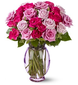 Always Beautiful by Teleflora in New York NY, Fellan Florists Floral Galleria