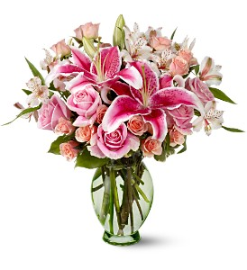 Teleflora's Forever More in Ormond Beach FL, Simply Roses