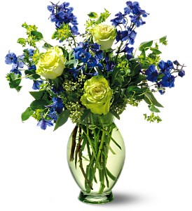 Teleflora's Summer Inspiration Bouquet in Blackwell OK, Anytime Flowers