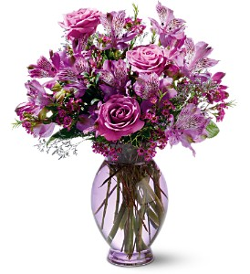Teleflora's Evening Inspiration Bouquet in Strathroy ON, Nielsen's Flowers & The Country Goose