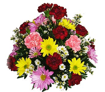 Williamsburg Bouquet - Designed All-Around in Wyoming MI, Wyoming Stuyvesant Floral